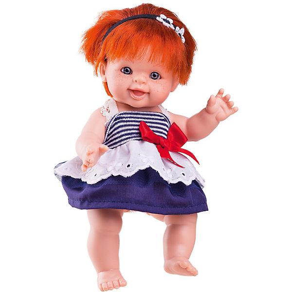 Paola Reina Кукла-пупс Paola Reina Инэс, 21 см paola reina кукла вики 47 см paola reina