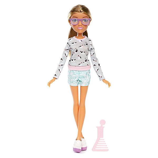 Кукла MGA Project Mc2 Адрианна, 30 смКуклы модели<br>Характеристики:<br><br>• кукла с реалистичными чертами лица и пропорциональными частями тела;<br>• глаза нарисованы, кукла глазами не хлопает, ресницы не закрываются;<br>• руки и ноги подвижны, в локтях и коленях не сгибаются;<br>• голова куклы поворачивается;<br>• густые длинные волосы куклы можно расчесывать;<br>• расческа входит в комплект;<br>• волосы выполнены из нейлона, прошиты, прочно держатся на голове;<br>• кукла одета в яркую одежду, имеется головной убор, на ногах обувь;<br>• одежда снимается, куклу можно переодевать, одежду стирать;<br>• наряды модниц Project MС2 подходят различным куклам этой серии, предметы одежды можно комбинировать друг с другом;<br>• высота куклы 30 см.<br><br>Project MС2, куклу Адрианна с нарис. глазами можно купить в нашем интернет-магазине.<br>Ширина мм: 110; Глубина мм: 70; Высота мм: 330; Вес г: 58; Возраст от месяцев: 0; Возраст до месяцев: 120; Пол: Женский; Возраст: Детский; SKU: 7121086;