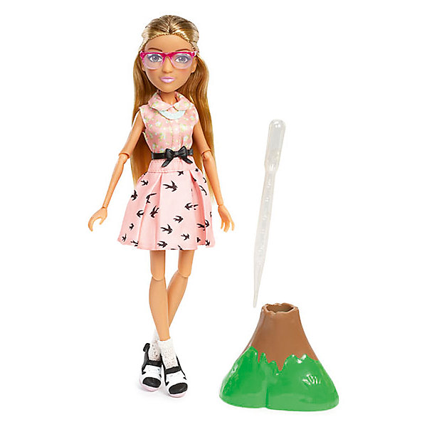 MGA Entertainment Кукла  Project Mc2 Адрианна с набором экспериментов, 30 см