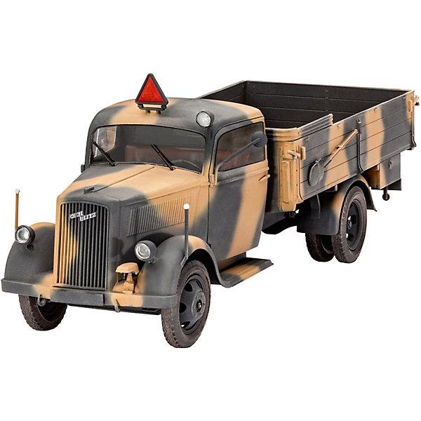 Немецкий грузовик TYPE 2,5-Военная техника и панорама<br>Сборная модель немецкого грузовика Type 2,5-32  времен Второй мировой войны.  <br>Все детали изготовлены из пластика. Для их сборки необходимо использовать клей для пластика. Затем модель необходимо будет покрасить. Рекомендуем использовать акриловую или эмалевую краску от Ревелл. Все расходные материалы приобретаются отдельно. В этот набор они не включены. <br>Масштаб модели 1/35 <br>Длина модели в собранном виде: 15 сантиметров <br>Количество деталей: 170 <br>Модель рекомендуется для взрослых и детей в возрасте от 12 лет.<br>Ширина мм: 368; Глубина мм: 59; Высота мм: 238; Вес г: 360; Возраст от месяцев: 144; Возраст до месяцев: 2147483647; Пол: Мужской; Возраст: Детский; SKU: 7122359;