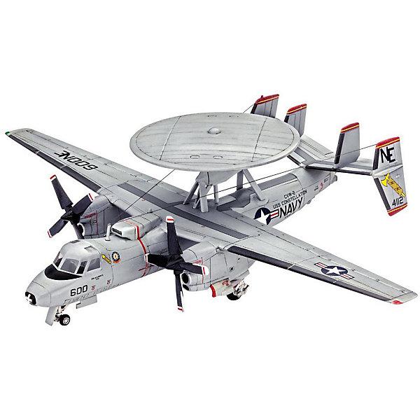 Revell Американский самолет ДРЛО Грумман E-2С «Хокай» модель сборная revell самолет fokker e iii 1 72