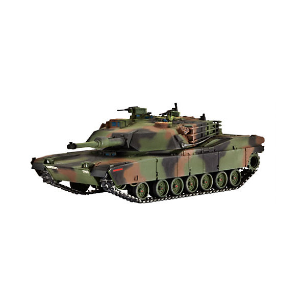 Revell Танк M 1 A1 (HA) Abrams ohs meng ts032 1 35 usmc m1a1 abrams tusk main battle tank scale military afv assembly model building kits oh