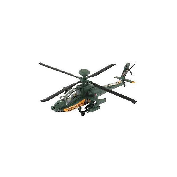Сборка Боевой Вертолет AH-64 ApacheСамолеты и вертолеты<br>Сборная модель вертолета AH-64 Apache отлично подойдет всем новичкам. Детали модели выполнены из пластика и уже покрашены. Для сборки клей и краски вам не понадобятся. Детали скрепляются при помощи специальных зажимов.  Из инструментов вам понадобятся только кусачки для того чтобы отделить детали от литников. <br>Сейчас AH-64D считается самым современным и мощным вертолетом ВВС США. Машина активно использовалась во время конфликтов последних лет, в которых участвовали вооруженные силы НАТО.  <br>Масштаб: 1:100 <br> Количество деталей: 27 <br>Длина: 150 мм <br> Диаметр винта: 146 мм <br>Рекомендуется для детей от 6 лет.<br>Ширина мм: 243; Глубина мм: 158; Высота мм: 40; Вес г: 110; Возраст от месяцев: 72; Возраст до месяцев: 2147483647; Пол: Мужской; Возраст: Детский; SKU: 7122380;