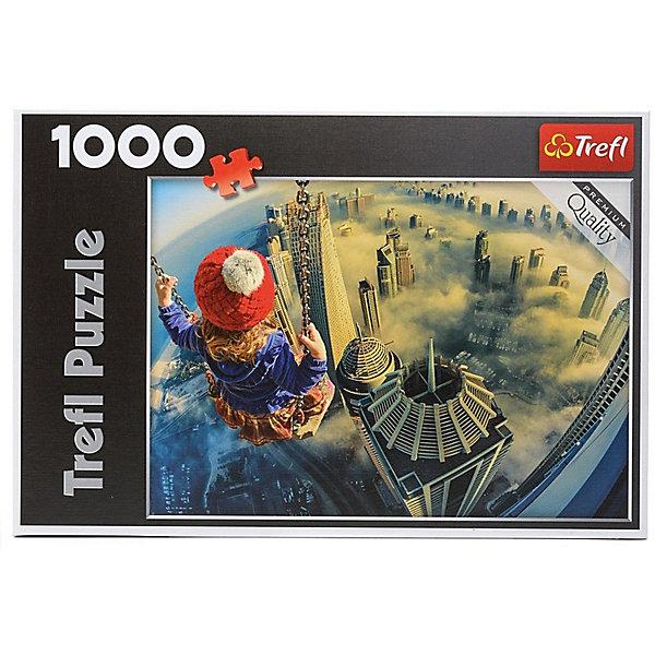 Trefl Пазлы Trefl Классные сны, 1000 деталей trefl пазлы дикие животные 2 trefl