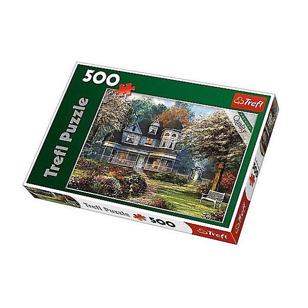 Trefl Пазлы Trefl Идеальный дом, 500 деталей trefl puzzle 500 полнолуние на манхеттене 37261
