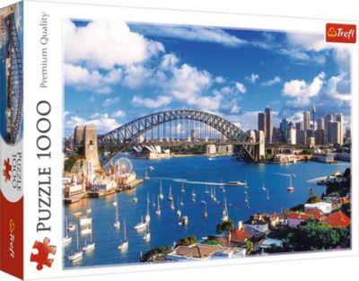 1000 дет. - Порт Джексон, Сидней