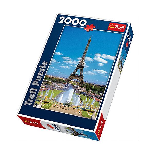 Trefl 2000 дет. - Эйфелева башня trefl puzzle 2000 доха катар 27084