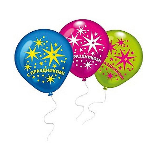 10 шариков С Праздником!Воздушные шары<br>Чем украсить комнату именинника? Можно развесить яркие гирлянды и красиво сервировать стол, но праздник без воздушных шаров — это слишком скучно! Ведь дети так любят играть с легкими шарами, которые можно передавать друг другу. А как становится смешно, когда шарик внезапно лопается!  <br><br>Everts предлагает набор из 10 прочных, ярких и разноцветных шаров, которые легко надуваются и сделают атмосферу торжества еще красочнее. На каждом шарике есть аккуратная надпись «С праздником!».  <br><br>Вы можете надуть шарики самостоятельно или воспользоваться насосом от Everts, который сделает всю работу за вас. Насос настолько прост в применении, что шарики сможет надуть даже маленький ребенок.  <br><br>Наполните воздушными шарами целую комнату, и тогда малыш точно будет в восторге!<br>Ширина мм: 230; Глубина мм: 150; Высота мм: 10; Вес г: 30; Возраст от месяцев: 36; Возраст до месяцев: 2147483647; Пол: Унисекс; Возраст: Детский; SKU: 7128899;