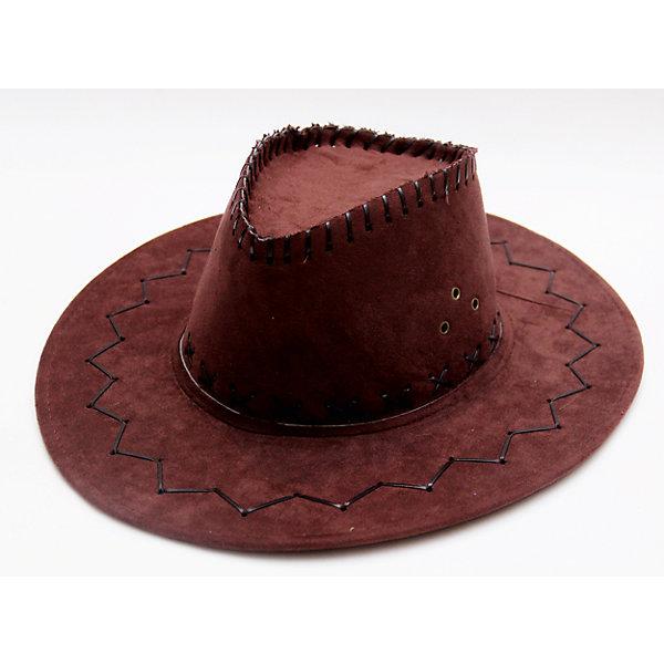 Magic Time Маскарадная шляпа Ковбой