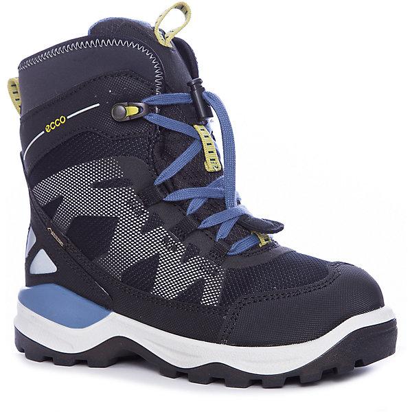 Фотография товара ботинки ECCO для мальчика (7129776)