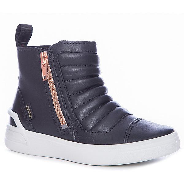 ecco Ботинки ECCO для девочки цены онлайн