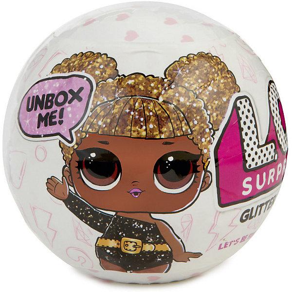 Купить Мини-кукла MGA Entertainment LOL Surprise Кукла-сюрприз Блестящие в шарике, 2 и 3 волна, Китай, Женский