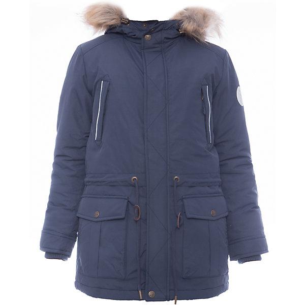 Куртка SELA для мальчикаВерхняя одежда<br>Характеристики товара:<br><br>• цвет: синий<br>• ткань верха: 100% нейлон<br>• подкладка: 100% полиэстер<br>• утеплитель: 100% полиэстер<br>• сезон: демисезон<br>• температурный режим: от - 10 до +10<br>• капюшон: с мехом, несъемный<br>• застежка: молния<br>• страна бренда: Россия<br>• страна изготовитель: Китай<br><br>Эта синяя детская куртка подойдет для прохладной погоды. Отличный способ обеспечить ребенку тепло и комфорт - надеть теплую куртку для мальчика от Sela. Детская куртка сшита из качественного материала. Куртка для мальчика Sela дополнена удобным капюшоном. <br><br>Куртку Sela (Села) для мальчика можно купить в нашем интернет- магазине.<br>Ширина мм: 356; Глубина мм: 10; Высота мм: 245; Вес г: 519; Цвет: синий; Возраст от месяцев: 72; Возраст до месяцев: 84; Пол: Мужской; Возраст: Детский; Размер: 122,152,140,128; SKU: 7136688;
