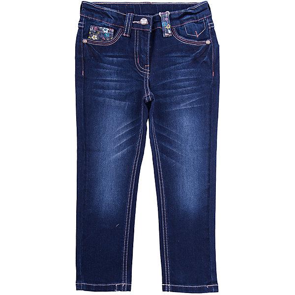 SELA Джинсы SELA для девочки джинсы женские sela цвет синий джинс pj 135 647 8283 размер 30 32 46 48 32