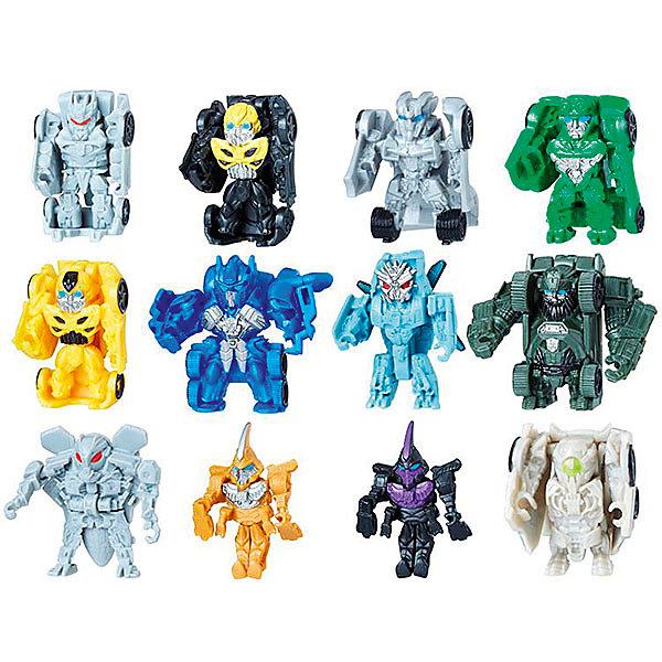 Купить Мини-фигурка трансформера Hasbro Transformers Трансформеры 5 , в закрытой упаковке, Китай, Мужской
