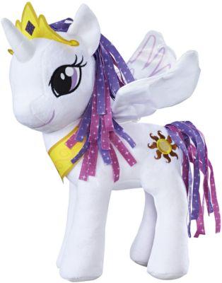Мягкая игрушка Hasbro My little Pony  Пони с крыльями , Принцесса Селестия, артикул:7137773 - Мягкие игрушки