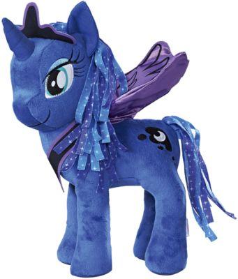 Мягкая игрушка Hasbro My little Pony  Пони с крыльями , Принцесса Луна, артикул:7137774 - Мягкие игрушки