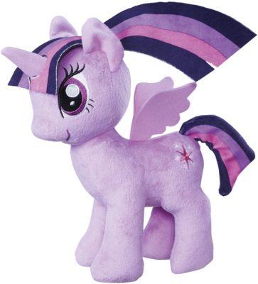 Мягкая игрушка Hasbro My little Pony  Плюшевые пони , Искорка (Твайлайт Спаркл), артикул:7137776 - Мягкие игрушки