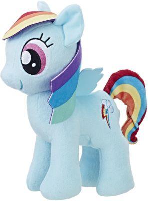 Мягкая игрушка Hasbro My little Pony  Плюшевые пони , Рэйнбоу Дэш, артикул:7137777 - Мягкие игрушки