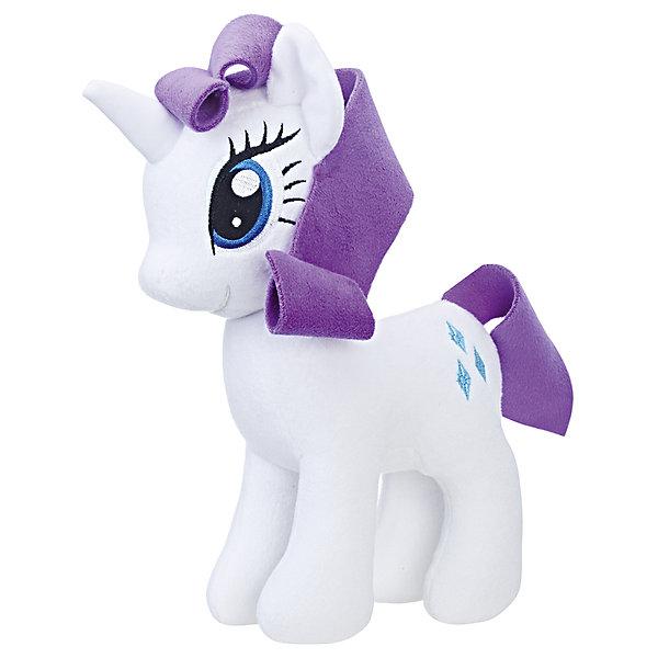 Hasbro Мягкая игрушка Hasbro My little Pony Плюшевые пони, Рарити hasbro трансформаторы игрушки легендарный уровень игрушка машина черный и белый b1797
