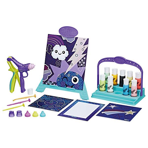 Hasbro Набор для творчества Hasbro DohVinci Арт-студия с мольбертом набор для творчества арт часы звезда de 0168