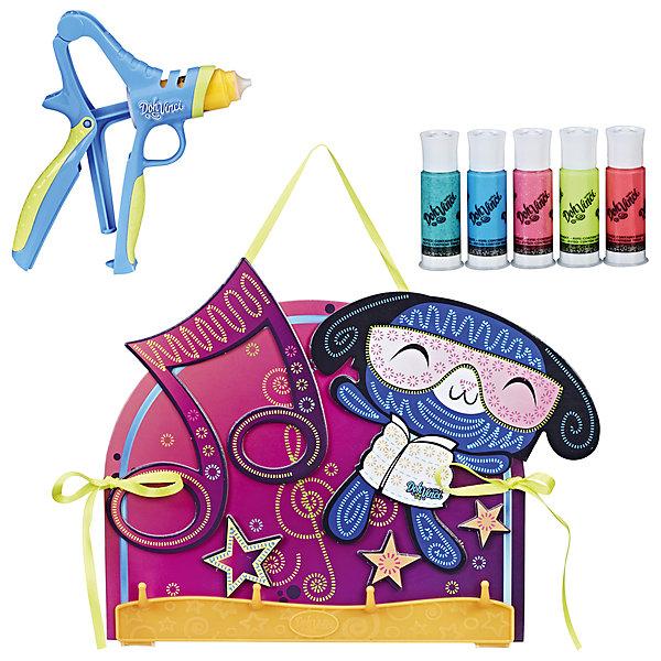 Hasbro Набор для творчества Hasbro DohVinci Украшение для стены набор д творчества hasbro dohvinci микшер цветов а9212
