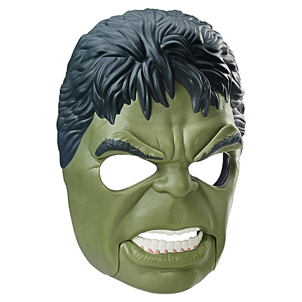 Hasbro Интерактивная маска Халка Hasbro Marvel Avengers цена 2017