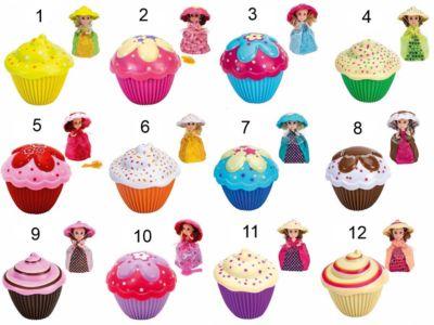 Мини-кукла Emco  Кукла-кекс. Cupcake Surprise. Новая волна , артикул:7139057 - Игрушки по суперценам!