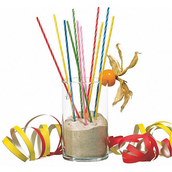 Susy Card Свечи для коктейля 24 шт., разноцветные