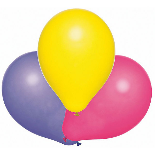 Susy Card Воздушные шары Susy Card Радужные, 10 шт susy card насос для воздушных шаров цвет синий