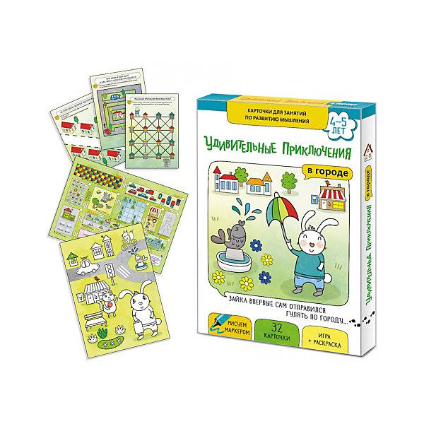 Маленький гений Обучающие карточки Маленький гений