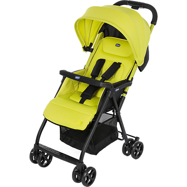 CHICCO Прогулочная коляска Chicco Ohlala Citrus коляска 2 в 1 chicco trio stylego red passion