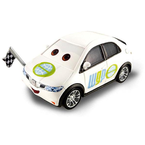 Литая машинка Disney Cars Тачки-2, Эрик ЛантеллиМашинки<br>Характеристики товара:<br><br>• возраст: от 3 лет;<br>• пол: для мальчиков;<br>• масштаб: 1:55;<br>• из чего сделана игрушка (состав): металл, пластик;<br>• размер упаковки: 13,5х4,5х16 см.;<br>• вес: 80 гр.;<br>• упаковка: блистер на картоне;<br>• размер машинки: 8 см.;<br>• страна обладатель бренда: США.<br><br>Коллекционная литая машинка Эрик Лантели из серии «Тачки-2»  от производителя Mattel создана специально для мальчиков. <br><br>Маленькие поклонники мультфильма про машинки непременно оценят такую игрушку. <br><br>Замечательный автомобиль, в точности похожий на героя мультика, доставит ребенку массу удовольствия и положительных эмоций, ведь с ним можно разыгрывать сценки из любимого мультфильма, а также самостоятельно придумывать сюжеты для игр.<br><br>Литую машинку «Тачки-2» Эрика Лантели можно купить в нашем интернет-магазине.<br>Ширина мм: 135; Глубина мм: 45; Высота мм: 160; Вес г: 80; Возраст от месяцев: 36; Возраст до месяцев: 72; Пол: Мужской; Возраст: Детский; SKU: 7142104;