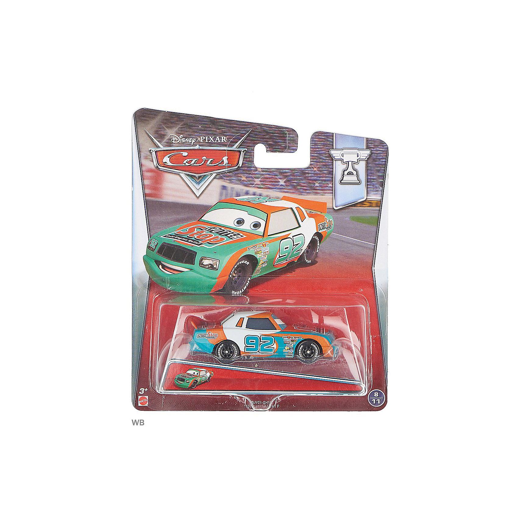 "Литая машинка Disney Cars ""Тачки-2"", Мюррей Клачберн"