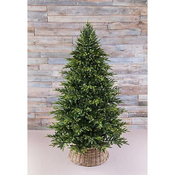цена на Triumph Tree Искусственная елка Triumph Tree Королевская. Премиум, 155 см (темно-зеленая)
