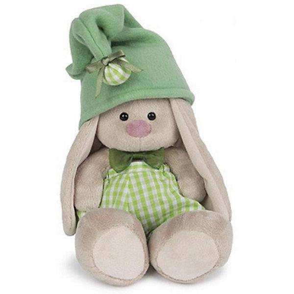 Budi Basa Мягкая игрушка Budi Basa Зайка Ми гномик в зеленом, 18 см