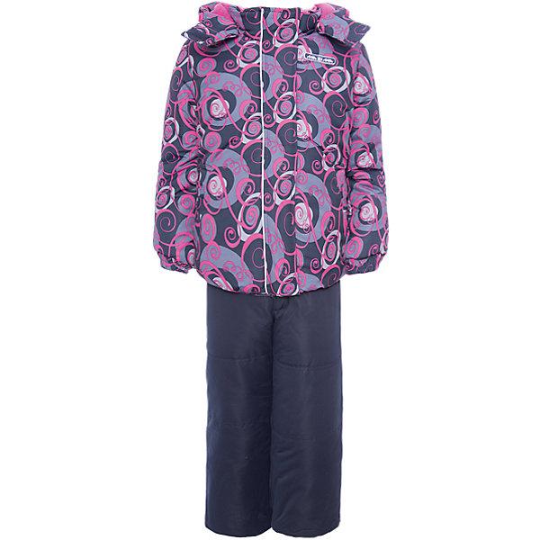 Ma-Zi-Ma Комплект: куртка и брюки для девочки