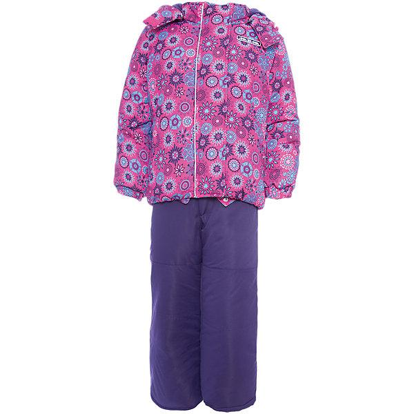 Ma-Zi-Ma Комплект: куртка и брюки Ma-Zi-Ma для девочки ma zi ma комбинезон ma zi ma для девочки