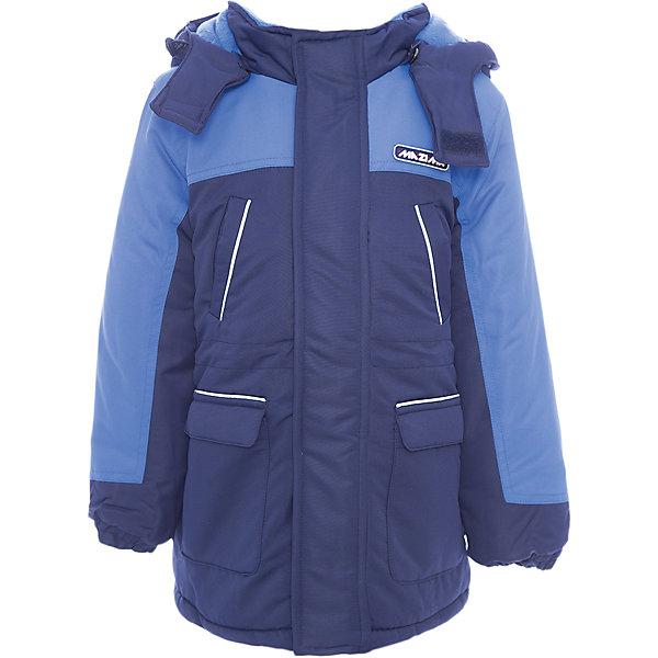 Ma-Zi-Ma Куртка-парка Ma-Zi-Ma для мальчика ma zi ma комбинезон ma zi ma для девочки