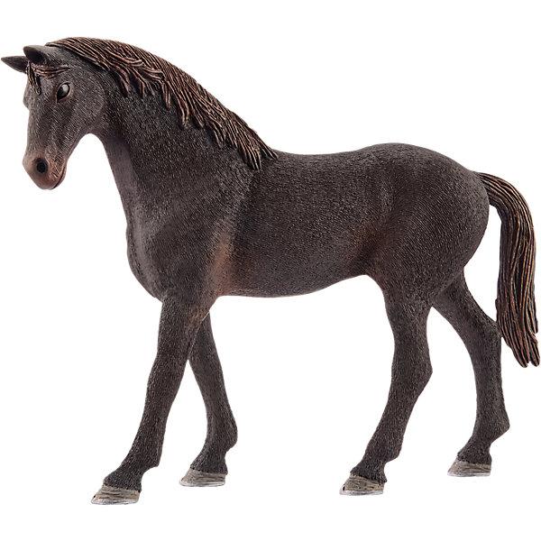 Schleich Коллекционная фигурка Schleich Лошади Английский чистокровный верховой жеребец