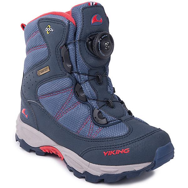 цена на VIKING Ботинки Boulder Boa GTX Viking для мальчика
