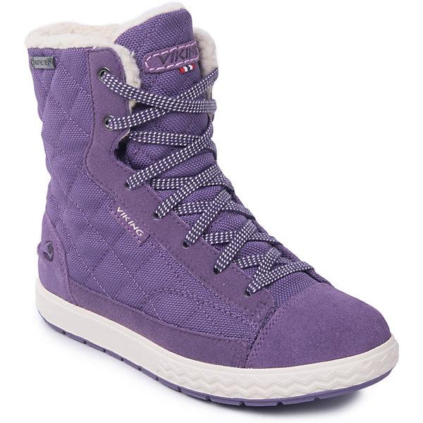 цена на VIKING Ботинки Zip GTX Viking для девочки