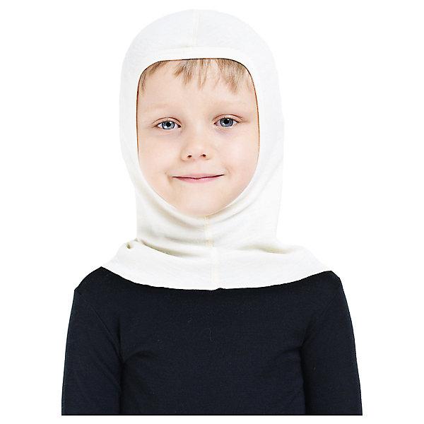 Шлем NorvegФлис и термобелье<br>Характеристики товара:<br><br>• цвет: белый<br>• состав ткани: 100% шерсть мериносов<br>• подкладка: нет<br>• сезон: зима<br>• температурный режим: от -35 до +10<br>• страна бренда: Германия<br>• страна изготовитель: Германия<br><br>Материал такой шапки-шлема для детей позволяет коже дышать и впитывает лишнюю влагу. Натуральная ткань шапки-шлема Norveg Soft приятна на ощупь. Детская шапка-шлем помогает предотвратить замерзание ребенка на улице. <br><br>Шлем Norveg (Норвег) можно купить в нашем интернет-магазине.<br>Ширина мм: 89; Глубина мм: 117; Высота мм: 44; Вес г: 155; Цвет: белый; Возраст от месяцев: 48; Возраст до месяцев: 84; Пол: Унисекс; Возраст: Детский; Размер: 48-50,50-52,52-54,46-48; SKU: 7169598;