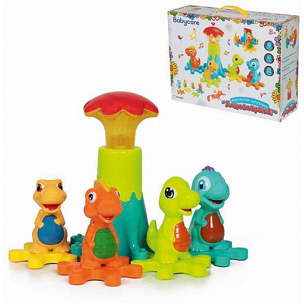 Baby Care BABYCARE, Конструктор музыкальный, BC1005 подвесные игрушки baby care музыкальный телефон