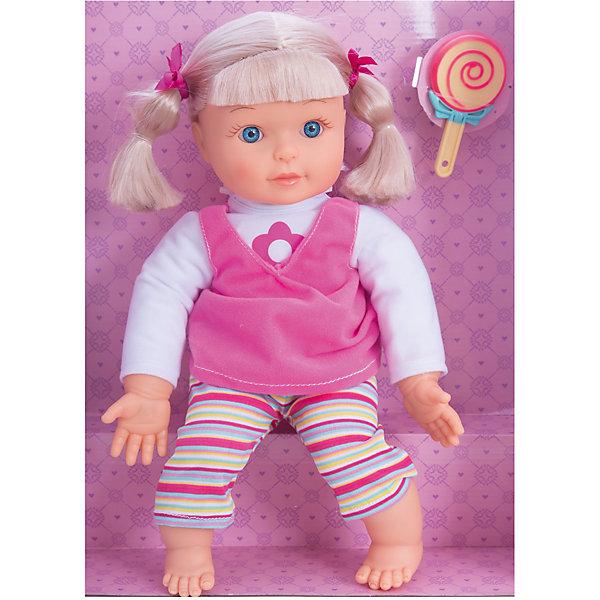 Mary Poppins Интерактиная кукла Алена. Я учу части тела, 36 см звук