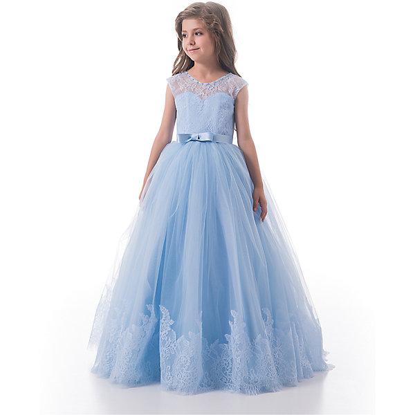 Платье Престиж для девочкиОдежда<br>Характеристики товара:<br><br>• цвет: голубой<br>• состав ткани: шитье, сетка, текстиль<br>• сезон: круглый год<br>• особенности модели: нарядная<br>• застежка: молния<br>• без рукавов<br>• страна бренда: Россия<br>• страна изготовитель: Россия<br><br>Пышное платье для детей сделано из качественного материала. Эффектное платье для девочки от бренда Престиж легко надевается благодаря молнии. Детское платье декорировано ажурным шитьем. Бренд Престиж - это красивые платья отличного качества, которые шикарно смотрятся. <br><br>Платье Престиж для девочки можно купить в нашем интернет-магазине.<br>Ширина мм: 236; Глубина мм: 16; Высота мм: 184; Вес г: 177; Цвет: голубой; Возраст от месяцев: 96; Возраст до месяцев: 108; Пол: Женский; Возраст: Детский; Размер: 134,116,140,128,122; SKU: 7185484;