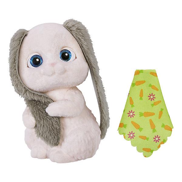 Hasbro Интерактивная игрушка FurReal Friends Пушистый друг, забавный кролик