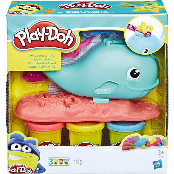 Hasbro Игровой набор Play-Doh Забавный Китенок