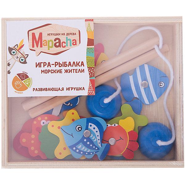 Mapacha Игра-рыбалка Mapacha