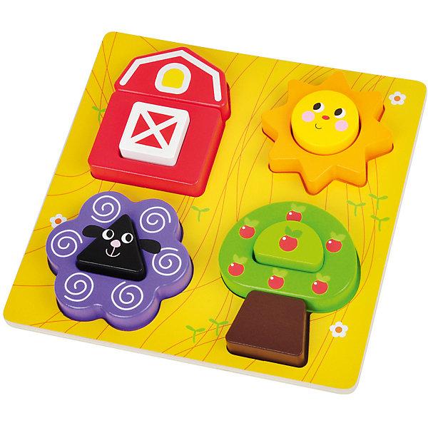 Mapacha Рамка-вкладыш Mapacha Домик игровой набор mapacha забей шарик